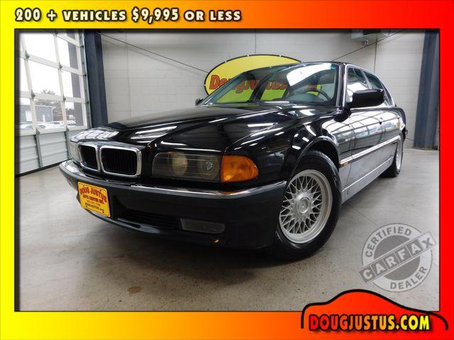 1998 BMW 740iL (No Financing) 740il
