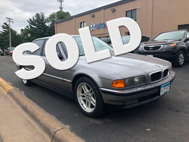 1998 BMW 740iL Maple Grove, Minnesota