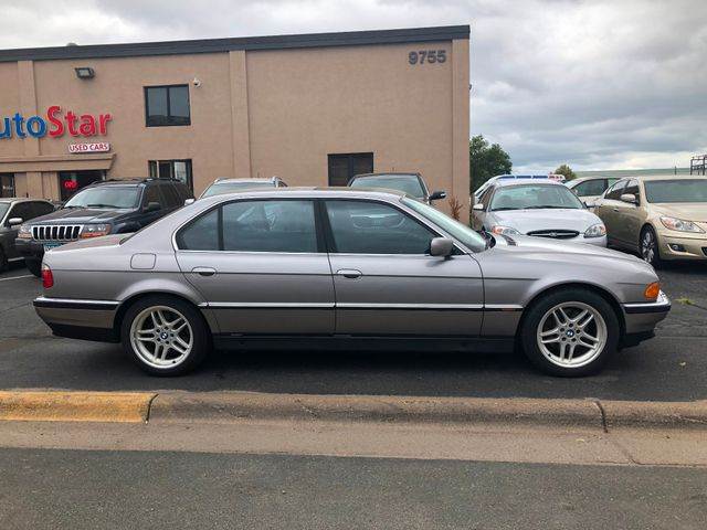 1998 BMW 740iL Maple Grove, Minnesota 5