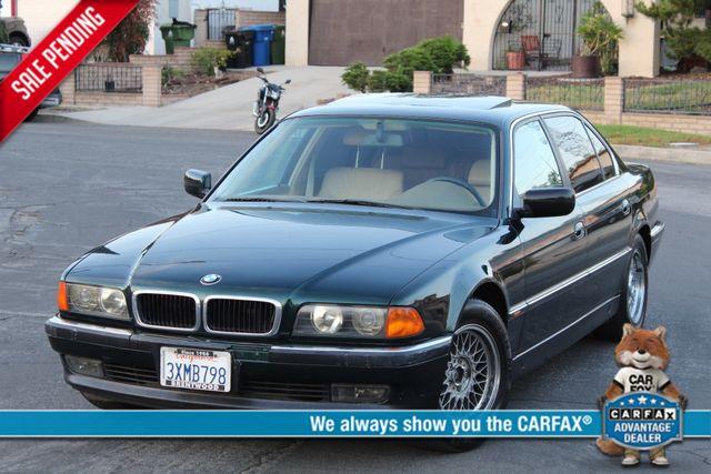 1998 BMW 740iL PREMIUM PKG 53K MLS