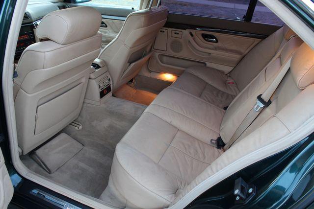 1998 BMW 740iL PREMIUM PKG 53K MLS in Woodland Hills CA, 91367