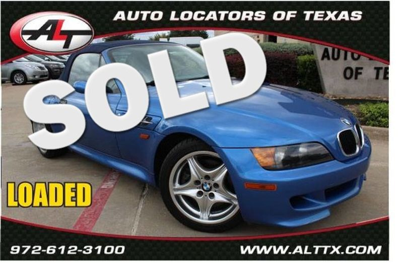 1998 BMW Z3 M | Plano, TX | Consign My Vehicle in Plano TX