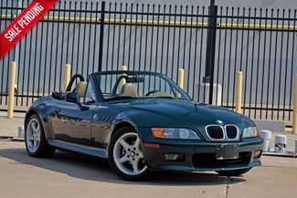 1998 BMW Z3 2.8L*Manual*New Top*Only 96k* | Plano, TX | Carrick's Autos in Plano TX