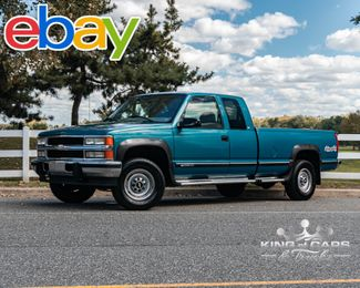 1998 Chevrolet 2500 Turbo Diesel 4X4 MANUAL TRANS ONLY 95K MILES WOW in Woodbury, New Jersey 08093
