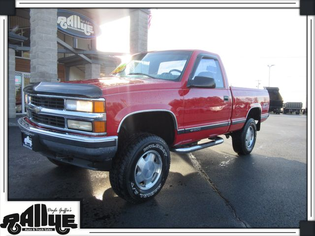 1998 Chevrolet C/K 1500 R/CAB in Burlington, WA 98233
