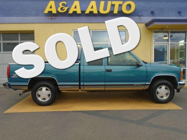 1998 Chevrolet C/K 1500 K1500