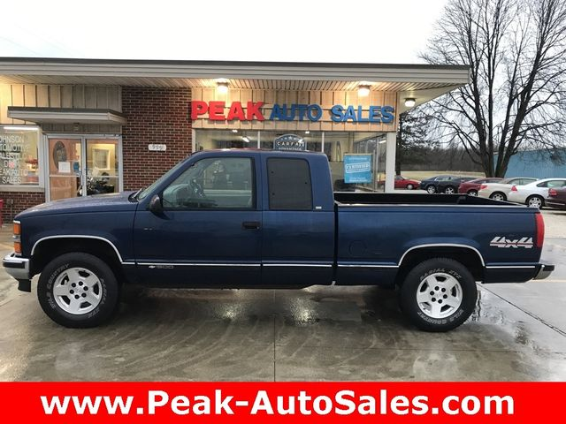 1998 Chevrolet C/K 1500 Silverado in Medina, OHIO 44256