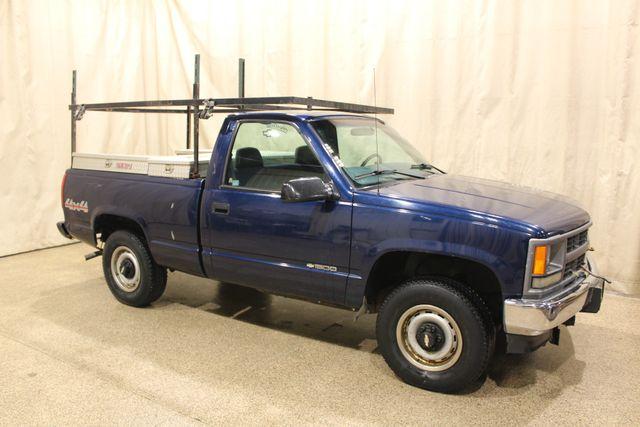 1998 Chevrolet C/K 1500 Work 4x4