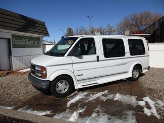 1998 Chevrolet Chevy Cargo Van Conversion in Fort Collins, CO 80524