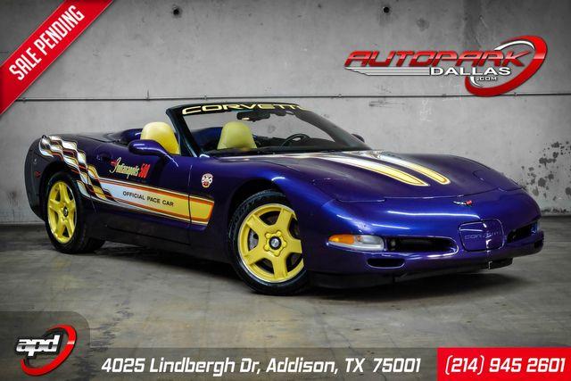 1998 Chevrolet Corvette Indianapolis 500 Pace Car in Addison, TX 75001