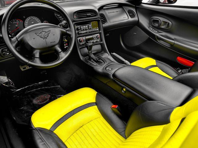 1998 Chevrolet Corvette PACE CAR PACKAGE Burbank, CA 10