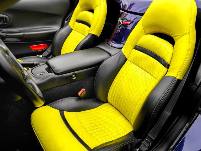 1998 Chevrolet Corvette PACE CAR PACKAGE Burbank, CA 11