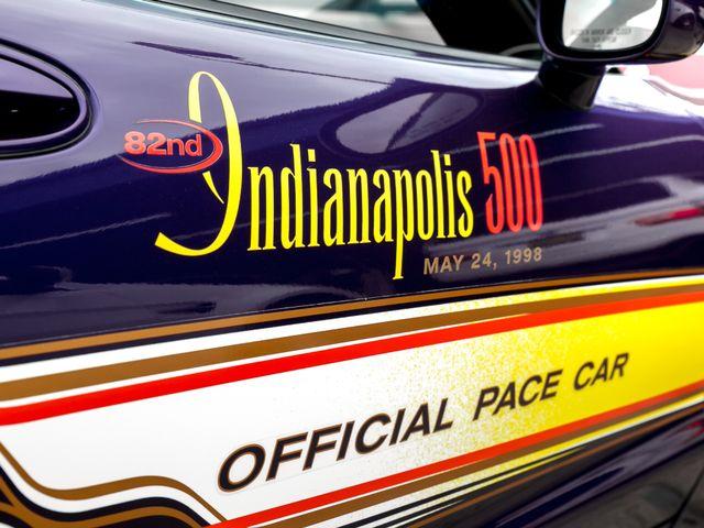 1998 Chevrolet Corvette PACE CAR PACKAGE Burbank, CA 16