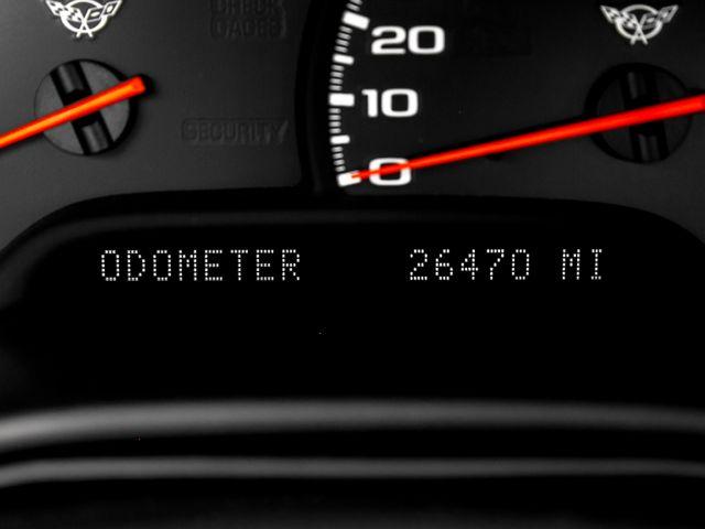 1998 Chevrolet Corvette PACE CAR PACKAGE Burbank, CA 23