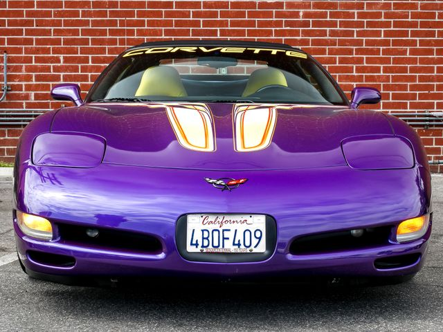 1998 Chevrolet Corvette PACE CAR PACKAGE Burbank, CA 3