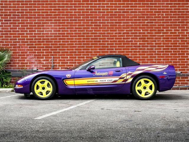 1998 Chevrolet Corvette PACE CAR PACKAGE Burbank, CA 6