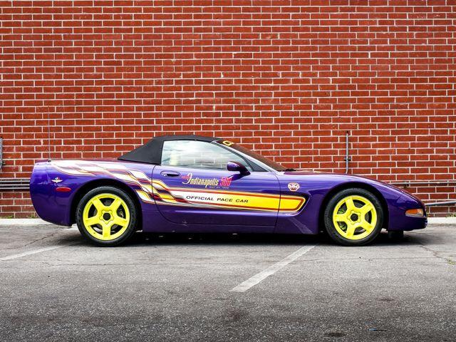 1998 Chevrolet Corvette PACE CAR PACKAGE Burbank, CA 5
