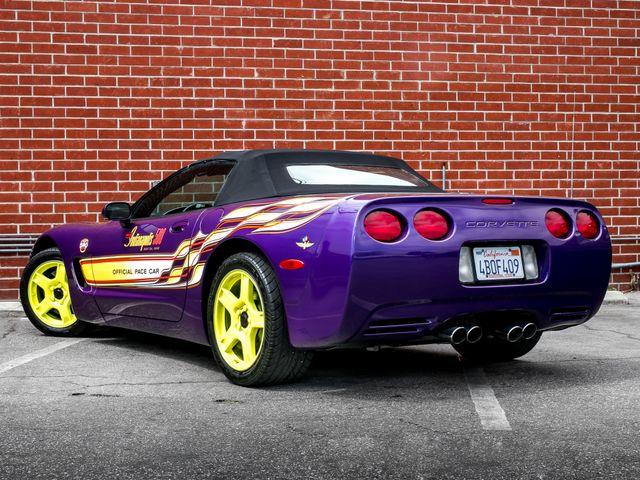 1998 Chevrolet Corvette PACE CAR PACKAGE Burbank, CA 8