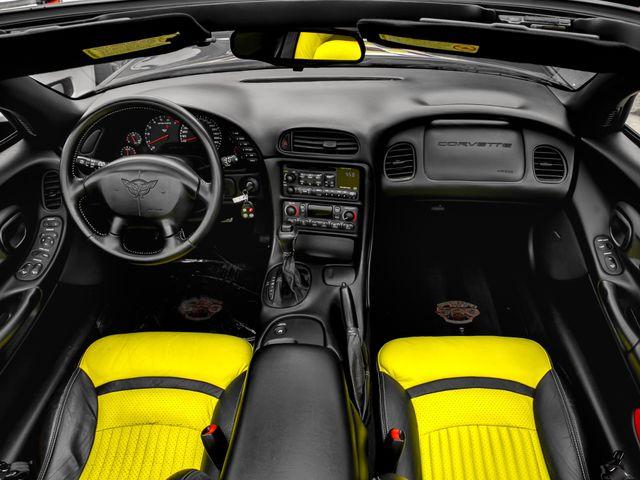 1998 Chevrolet Corvette PACE CAR PACKAGE Burbank, CA 9