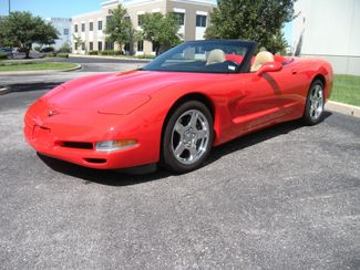 1998 Chevrolet Corvette Chesterfield, Missouri 1