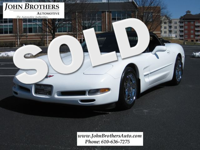 1998 Sold Chevrolet Corvette Conshohocken, Pennsylvania
