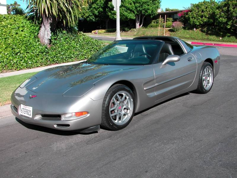 1998 Chevrolet Corvette Coupe, Six Speed, Removable Top, Super Clean! in , California