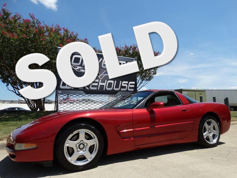1998 Chevrolet Corvette Coupe CD Player, Alloys, One-Owner 85k! | Dallas, Texas | Corvette Warehouse