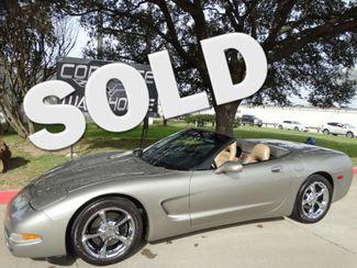 1998 Chevrolet Corvette Convertible Auto, GS Chromes, CD Player, 65k! | Dallas, Texas | Corvette Warehouse  in Dallas Texas