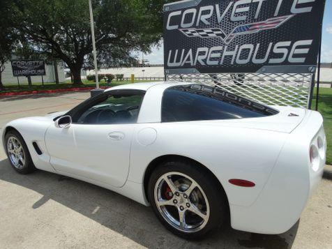 1998 Chevrolet Corvette Coupe Auto, CD Player, Chrome Wheels Only 77k! | Dallas, Texas | Corvette Warehouse  in Dallas, Texas