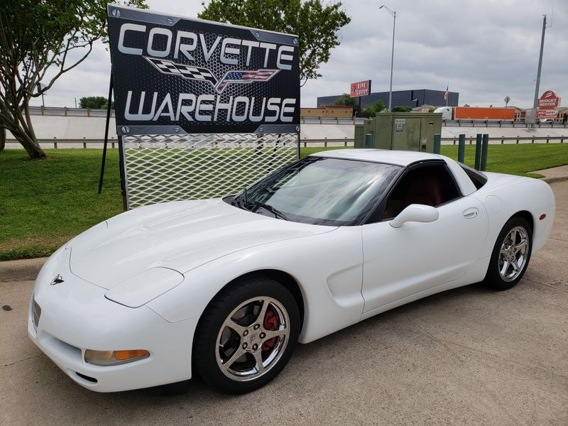 1998 Chevrolet Corvette Coupe Auto Cd Player Chrome Wheels Only 77k Dallas Texas Warehouse