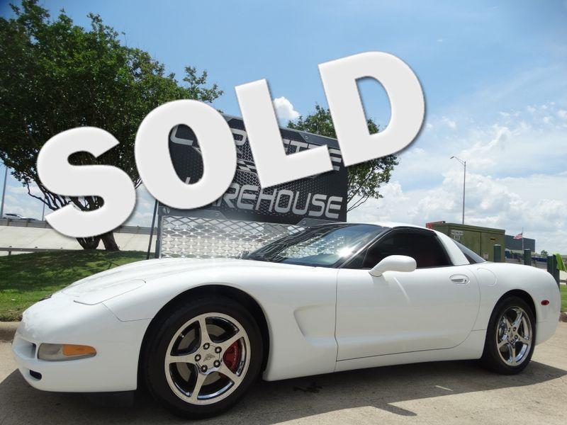 1998 Chevrolet Corvette Coupe Auto, CD Player, Chrome Wheels Only 77k! | Dallas, Texas | Corvette Warehouse