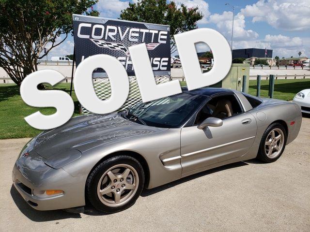 1998 Chevrolet Corvette Coupe Auto, Glass Top, Kenwood Radio, Alloys 47k! | Dallas, Texas | Corvette Warehouse  in Dallas Texas