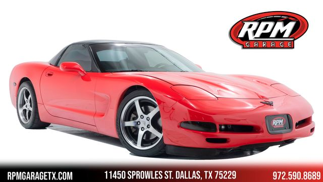 1998 Chevrolet Corvette 750+hp Supercharged with many Upgrades