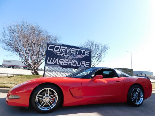 1998 Chevrolet Corvette Coupe Auto, CD, Glass Top, Chrome Wheels Only 70k in Dallas, Texas 75220