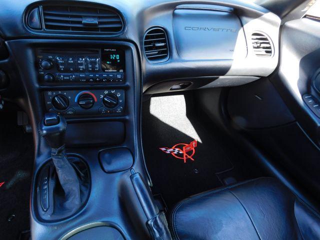1998 Chevrolet Corvette Coupe Auto, CD, Glass Top, Chrome Wheels Only 70k in Dallas, Texas 75220