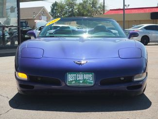 1998 Chevrolet Corvette Base Englewood, CO 1