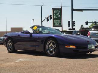 1998 Chevrolet Corvette Base Englewood, CO 2