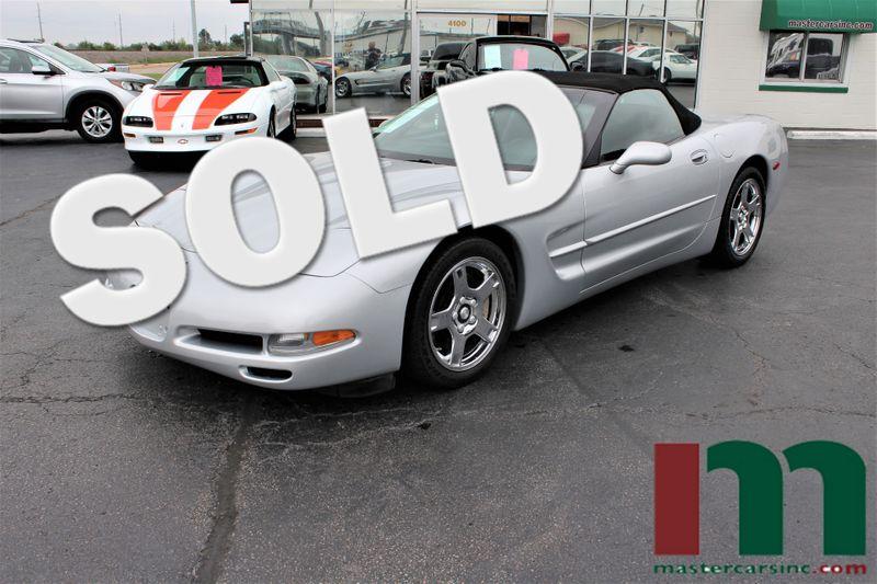1998 Chevrolet Corvette Convertbile   Granite City, Illinois   MasterCars Company Inc. in Granite City Illinois