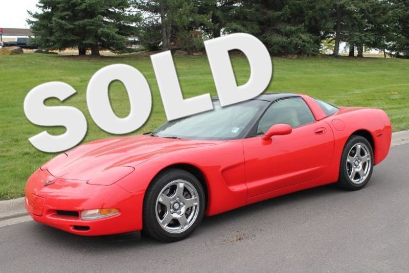 1998 Chevrolet Corvette Coupe  city MT  Bleskin Motor Company   in Great Falls, MT