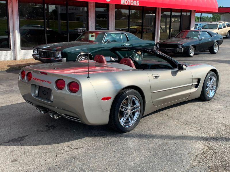 1998 Chevrolet Corvette   St Charles Missouri  Schroeder Motors  in St. Charles, Missouri