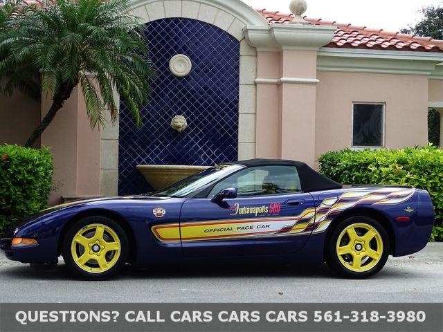 1998 Chevrolet Corvette Indy Pace Car in West Palm Beach, Florida 33411