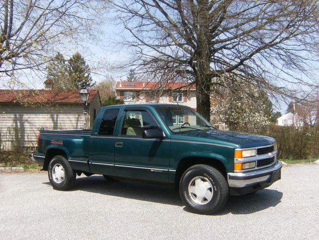 1998 Chevrolet C/K1500 Silverado 4x4 Stepside