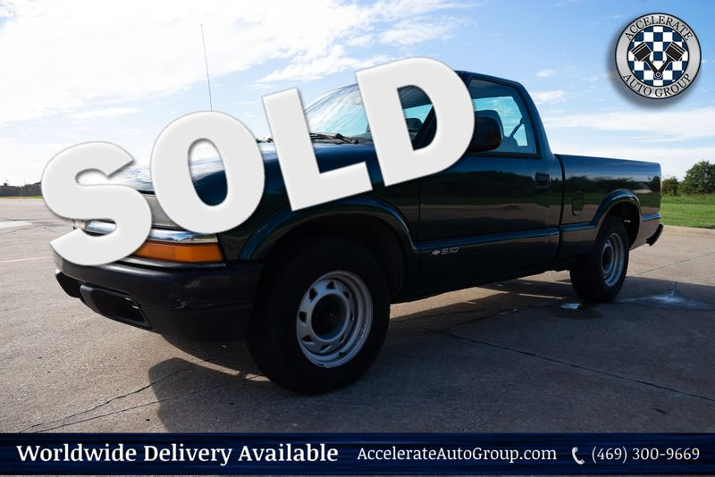 1998 Chevrolet S10 Base in Rowlett Texas
