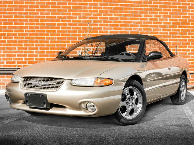 1998 Chrysler Sebring JXi Burbank, CA 1