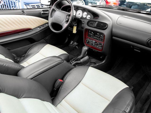1998 Chrysler Sebring JXi Burbank, CA 14