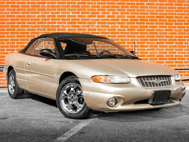 1998 Chrysler Sebring JXi Burbank, CA 2