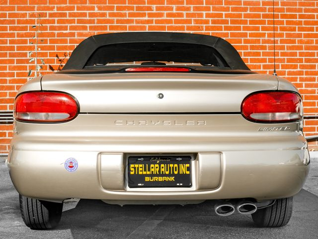 1998 Chrysler Sebring JXi Burbank, CA 4