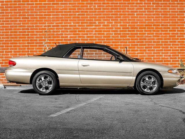 1998 Chrysler Sebring JXi Burbank, CA 5