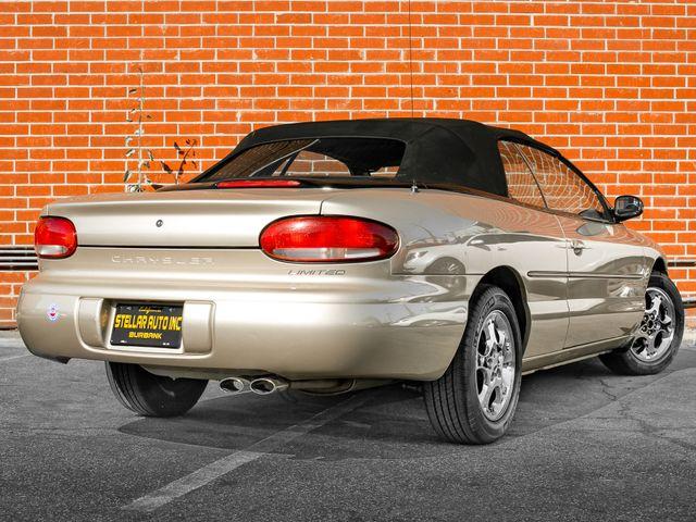 1998 Chrysler Sebring JXi Burbank, CA 7