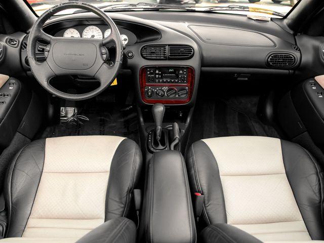 1998 Chrysler Sebring JXi Burbank, CA 9